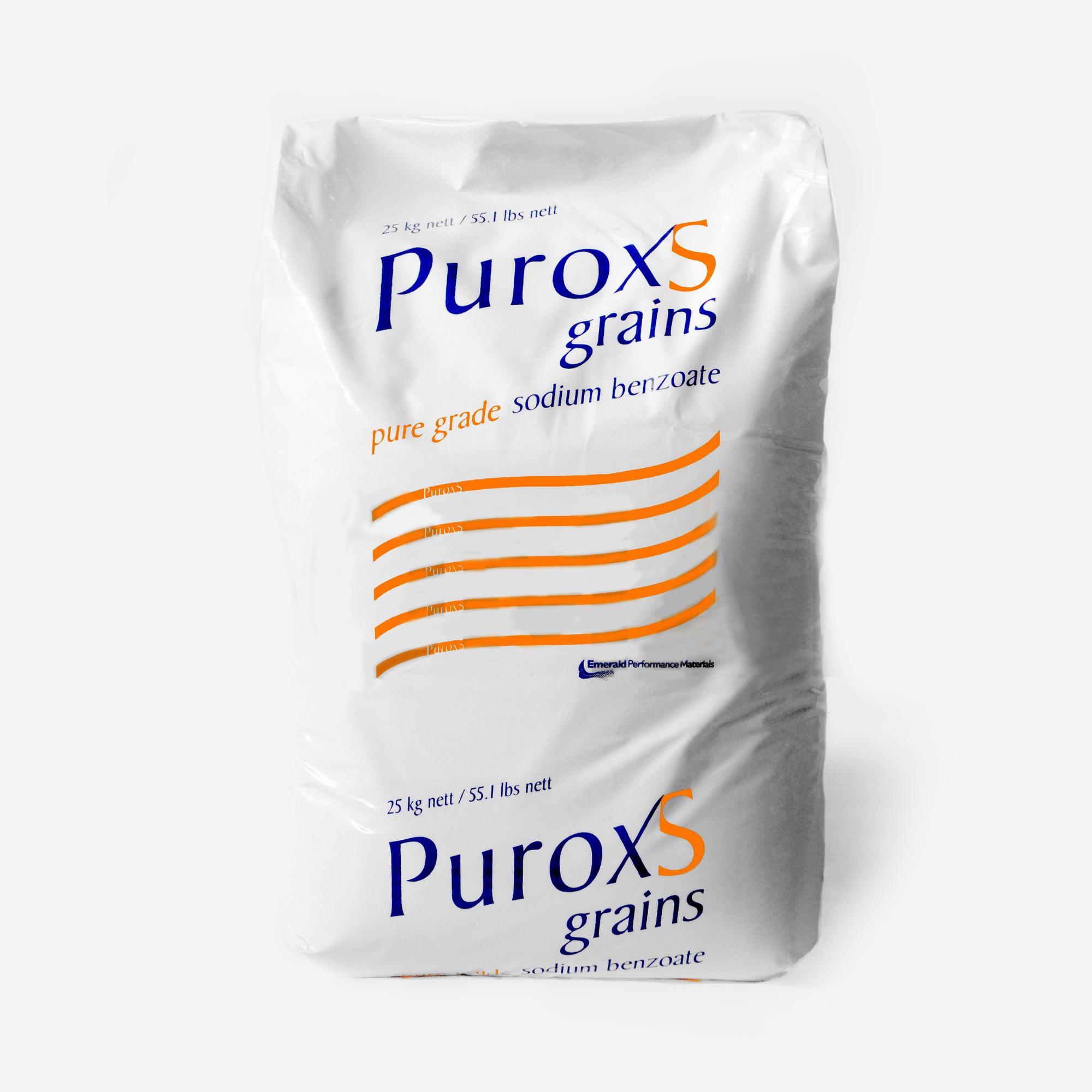 Бензоат натрия Purox S Е211